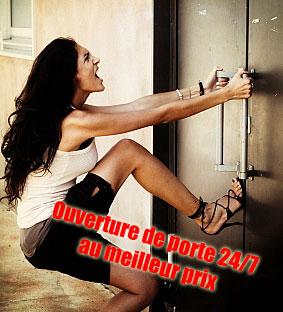 Ouverture de porte claquée Montpellier